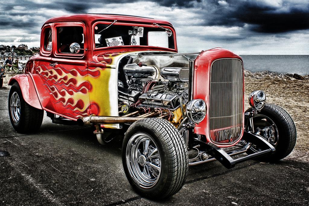 Hot Rod - Ottawa Showbox