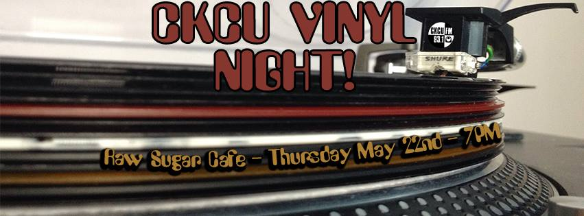 CKCU-vinylnight