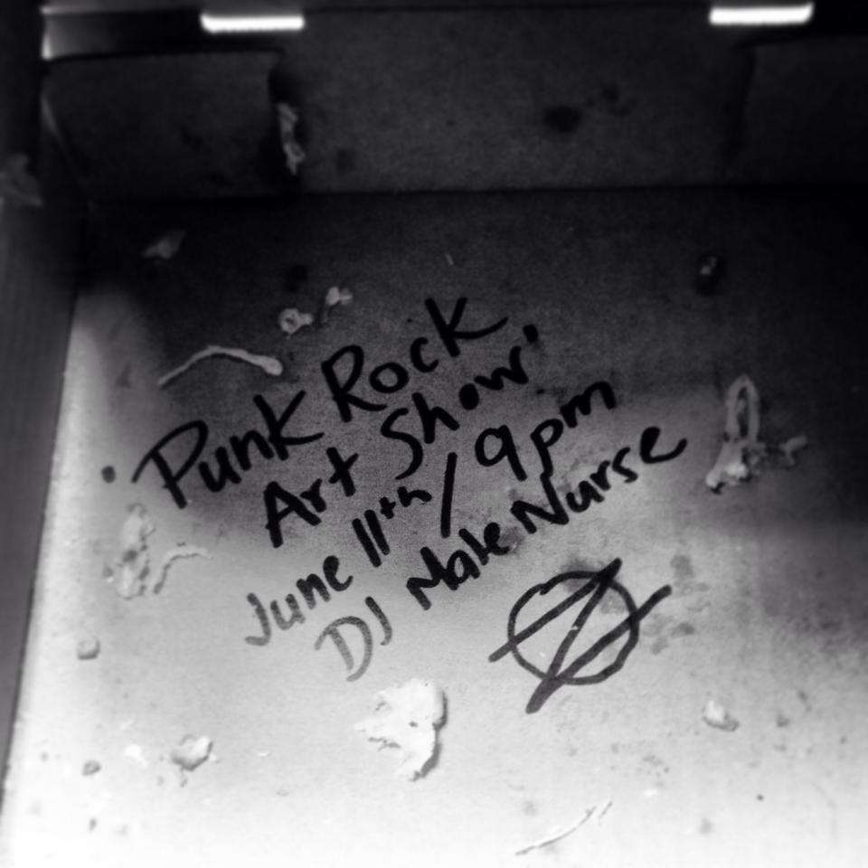 punkrockArtshow