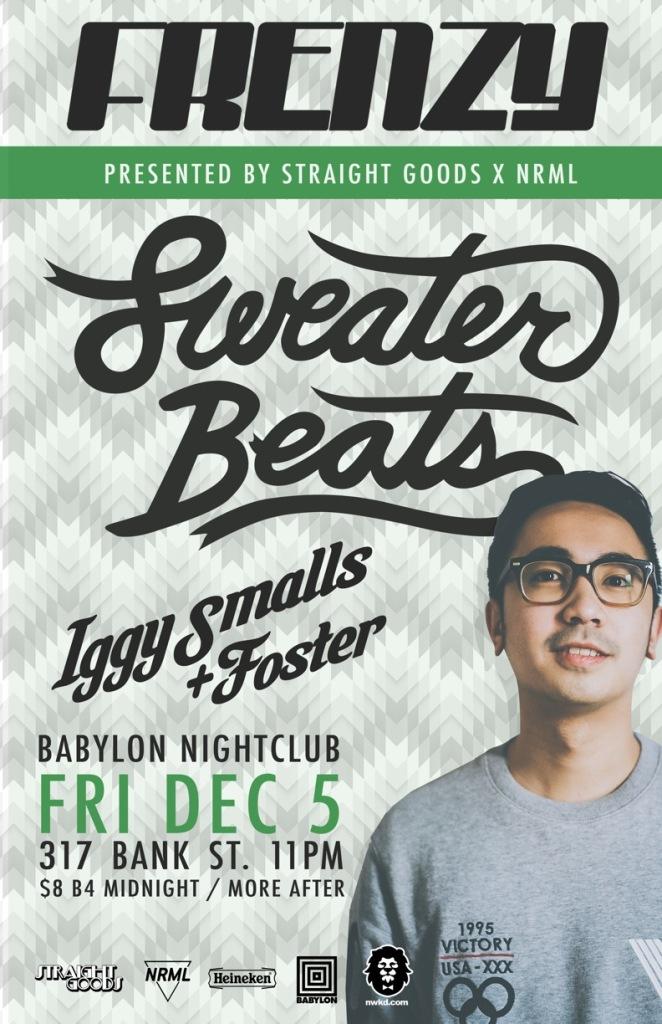 sweaterbeats