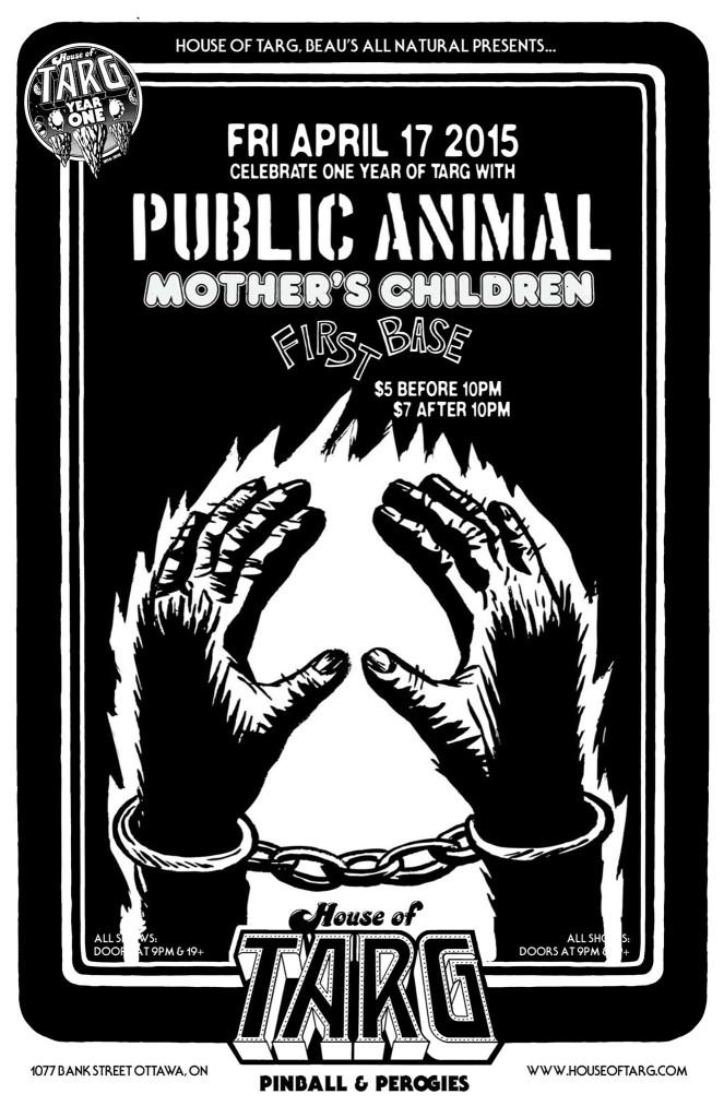 public animal