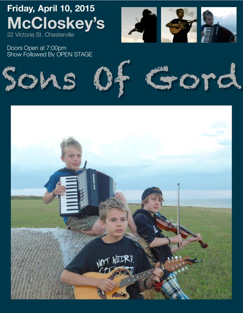 sons of gord