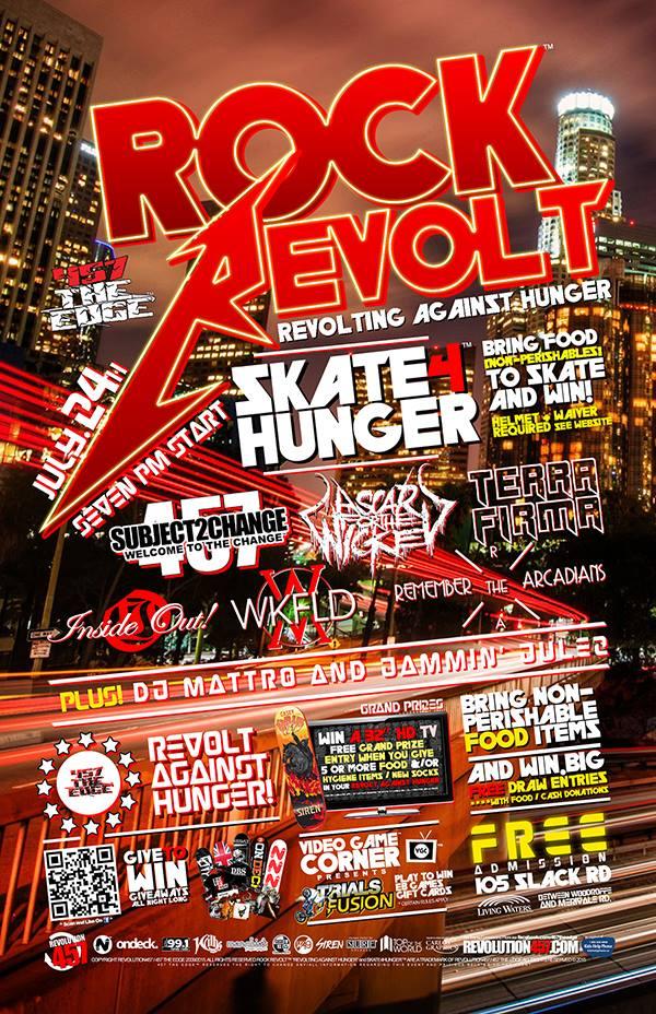 rock revolt
