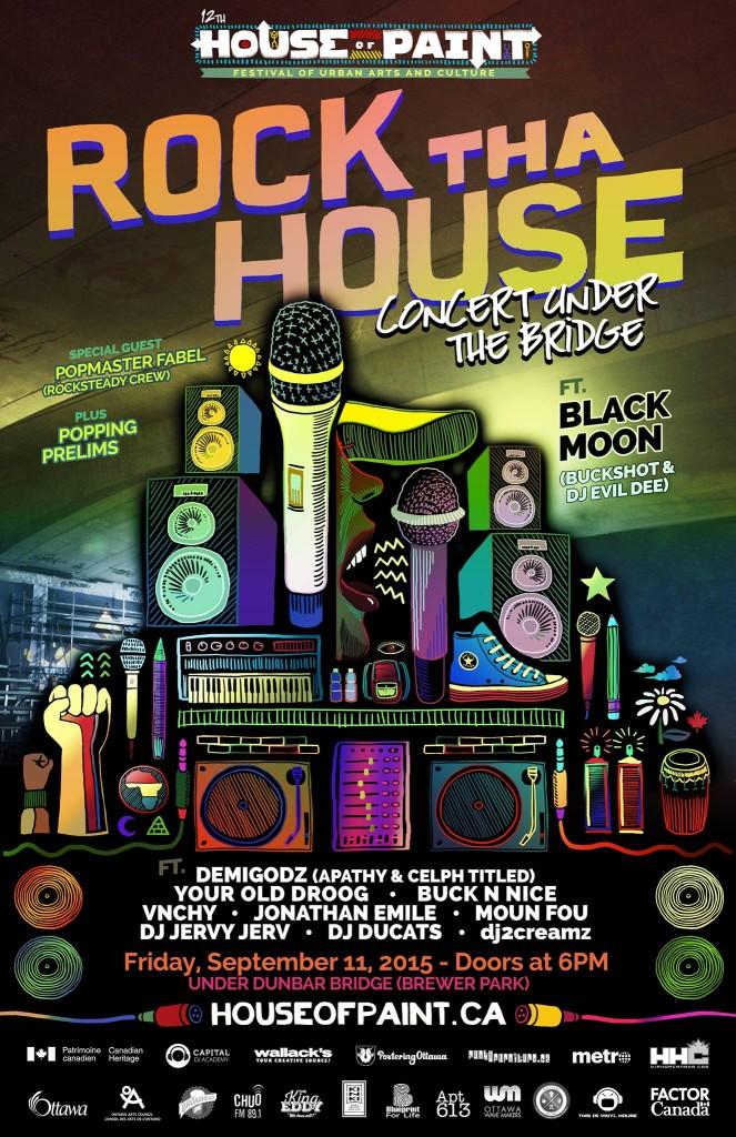 rock tha house HoP