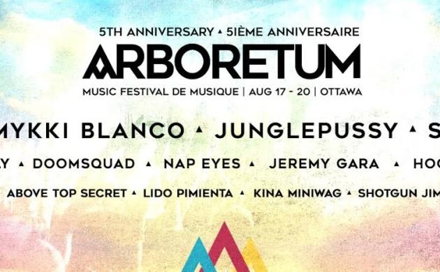 Arboretum Festival makes big lineup announcement