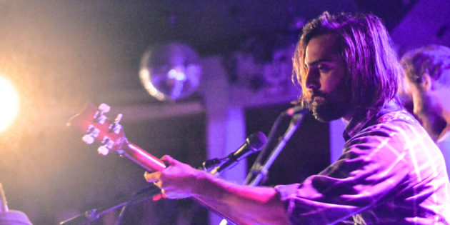 The Wooden Sky & Lowlands at Black Sheep Inn