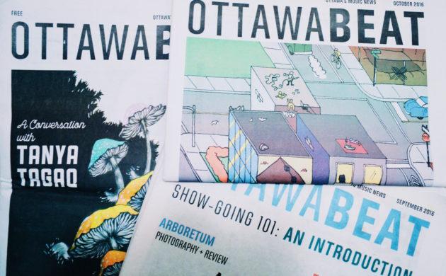 Ottawa Beat: New local music newsprint thrives