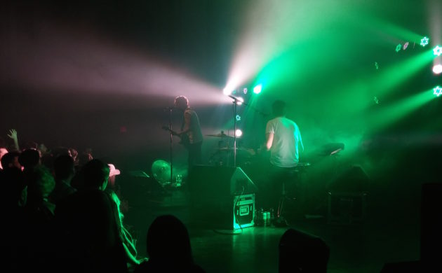 The Showbox Story told through Japandroids