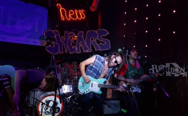 JUNOfest: New Swears, NOBRO and Blve Hills at Bourbon Room