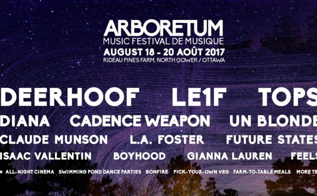 Arboretum Festival Announces Plan for 2017 Edition