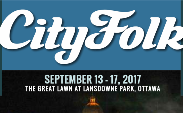 CityFolk Announces Initial 2017 Lineup
