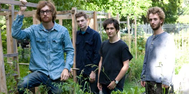 Interview: Spencer Tweedy of The Blisters