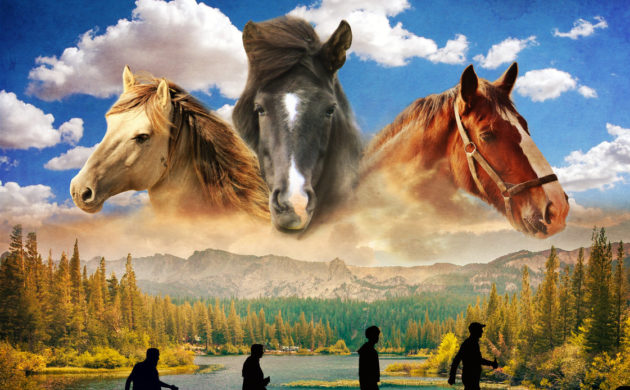 """New Music: New Swears – """"And the Magic of Horses"""""""