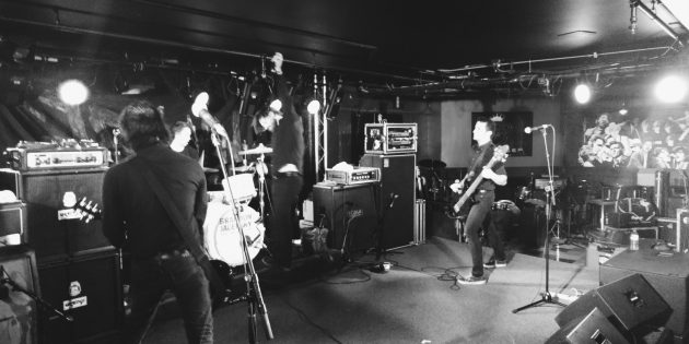 The Flatliners, A Wilhelm Scream & Single Mothers at The Brass Monkey