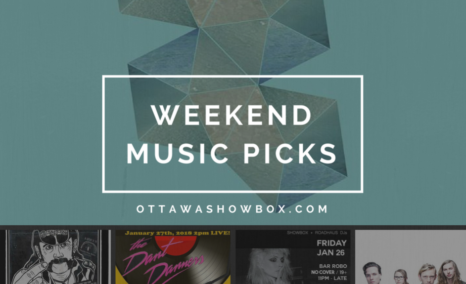 Weekend music picks (9)