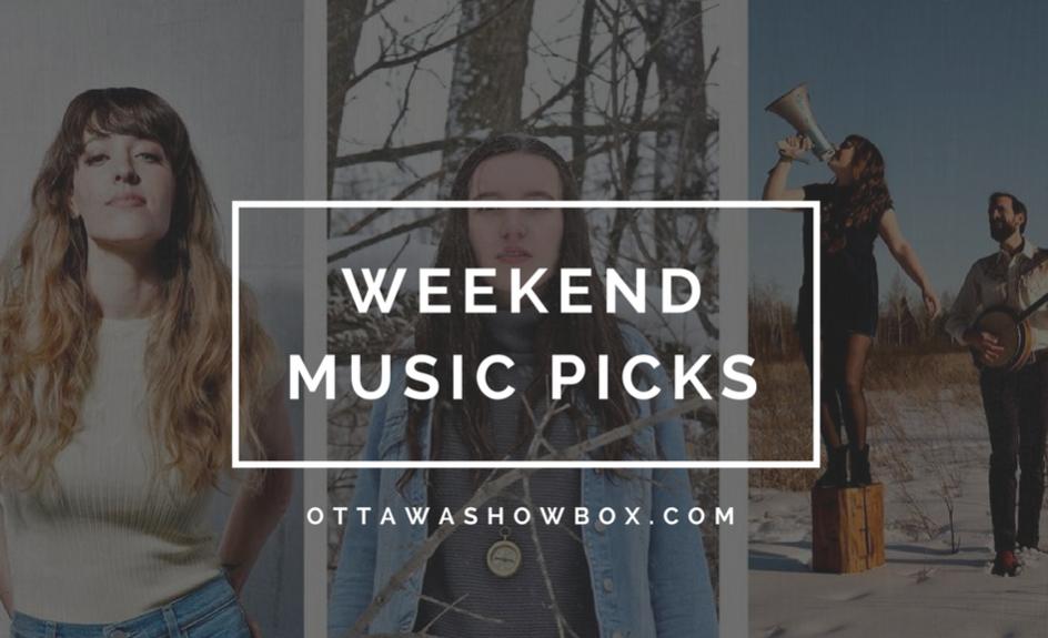 Weekend music picks (16)