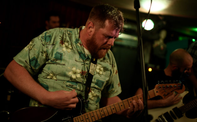 Gallery: Jon Creeden & The Flying Hellfish LP Release w/ The Creeps, & more at House of TARG