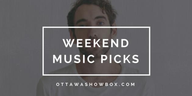 Weekend Music Picks: April 13-15