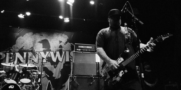 Gallery: Pennywise, Strung Out, & Modern Terror at The Bronson Centre