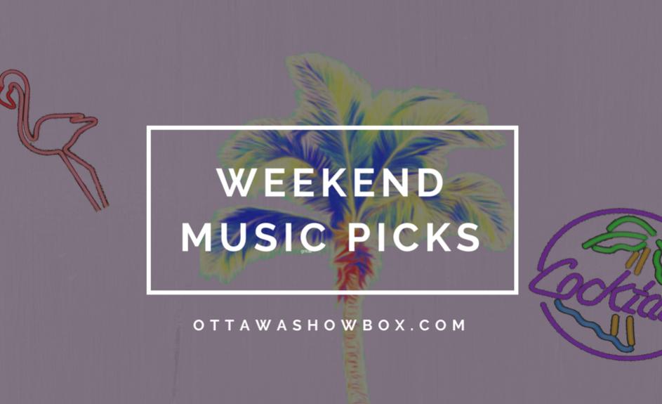 Weekend music picks (30)