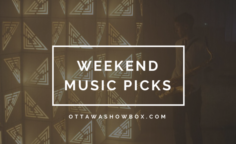 Weekend music picks (31)