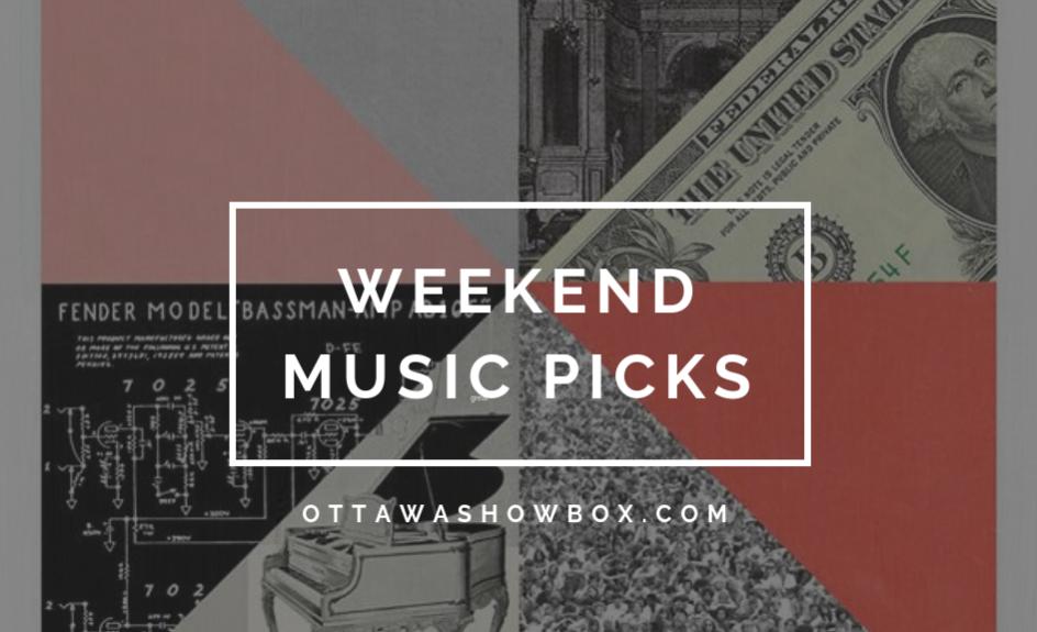 Weekend music picks (37)