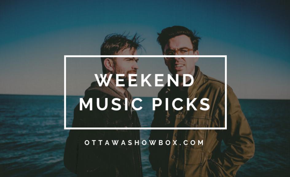 Weekend music picks (39)
