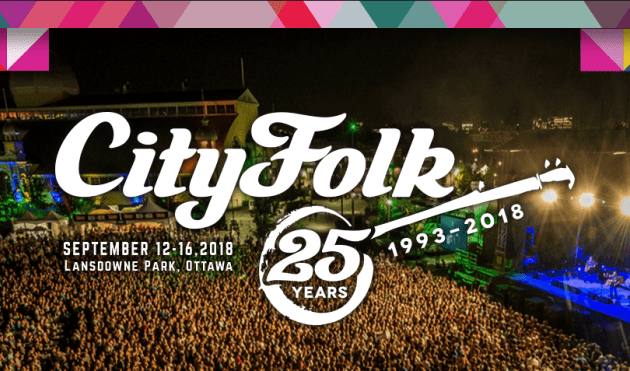 Win passes to CityFolk 2018