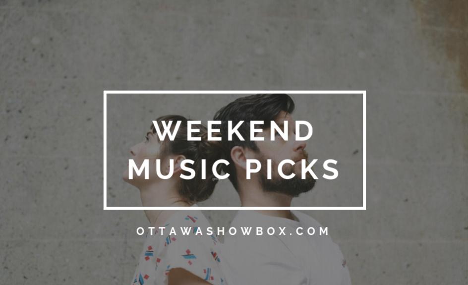 Weekend music picks (43)
