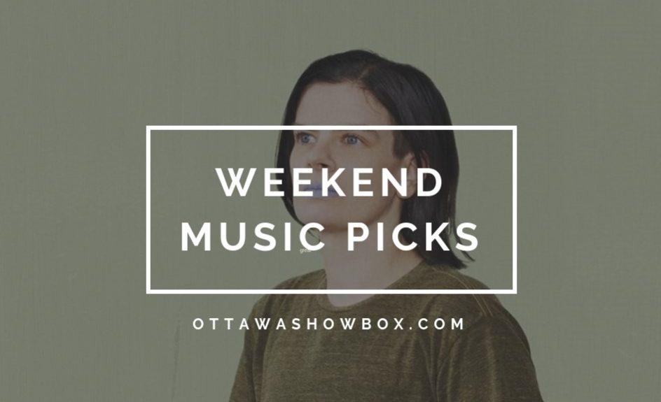 Weekend music picks (6)