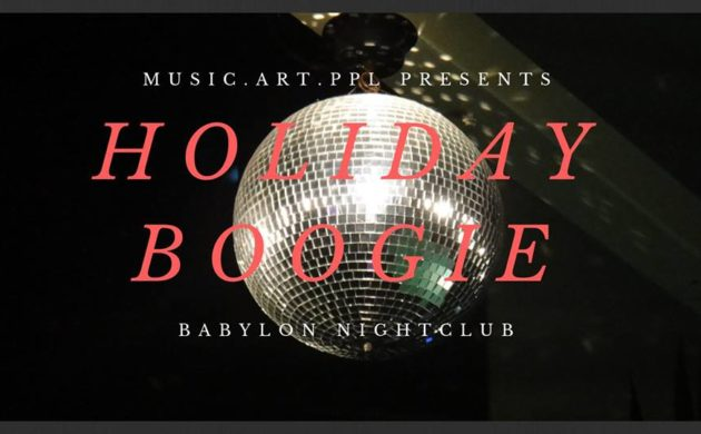 Holiday Boogie brings the cheer to Babylon this weekend