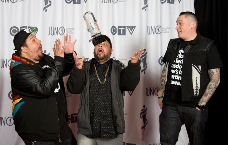 Juno, ATCR, A Tribe Called Red, Best Breakthrough Artist, 2014