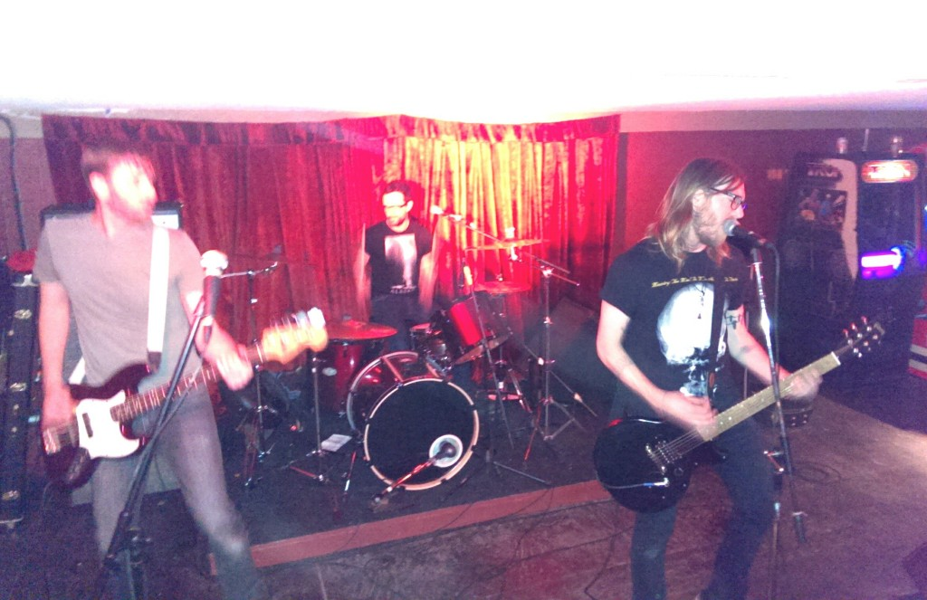 The Creeps killing it at House of Targ in Ottawa.