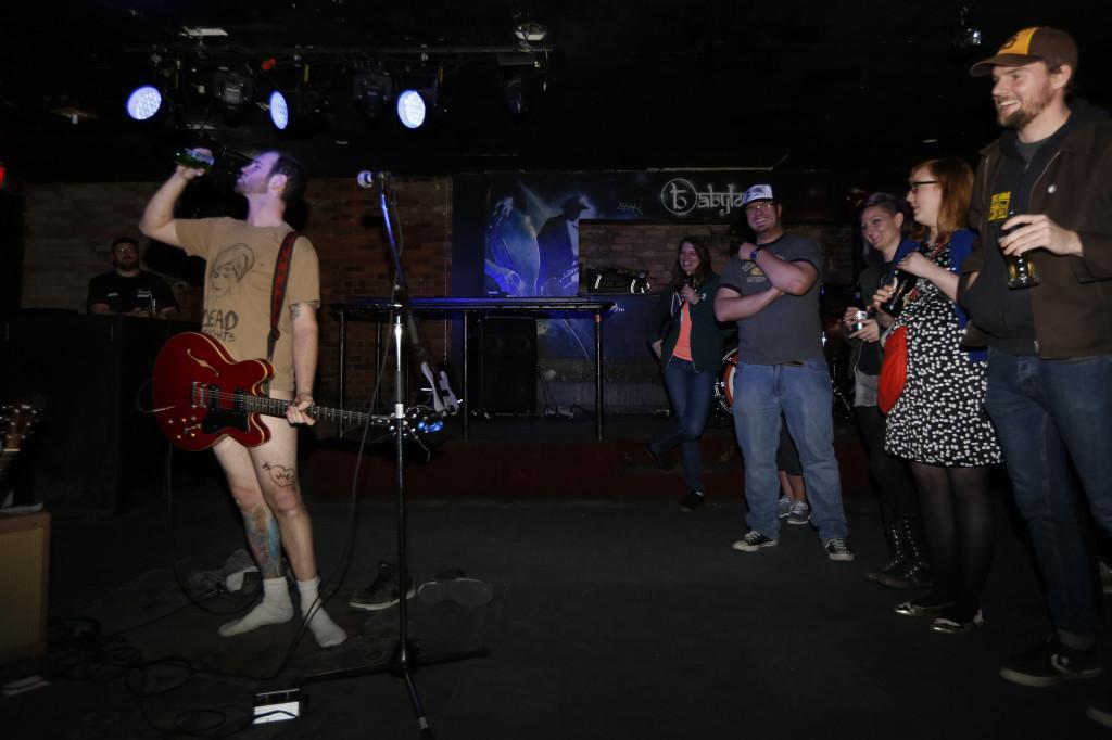 Steve Adamyk Band, Ottawa, Bands, Punk, Finderskeepers, Robots! Everywhere!!, Cory Levesque, Babylon Nightclub, Kaylie Seaver