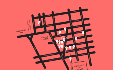 Fringe Map
