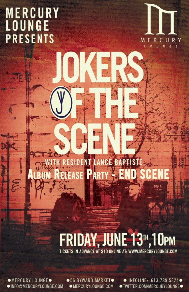 JokersScene-Album