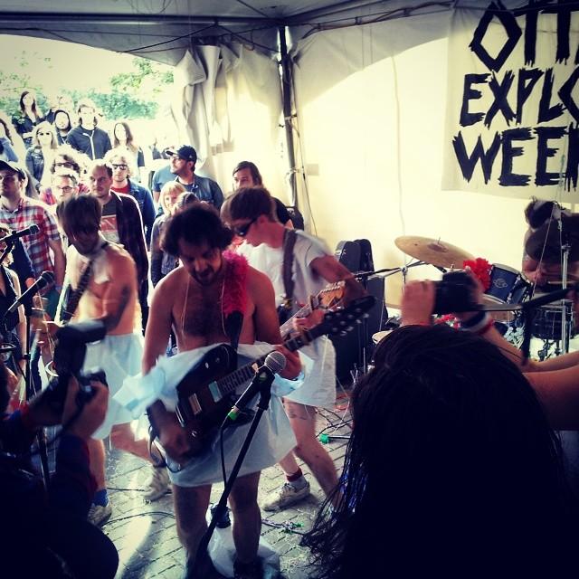 ottawa explosion, punk, music, ottawa, new swears, oxw,
