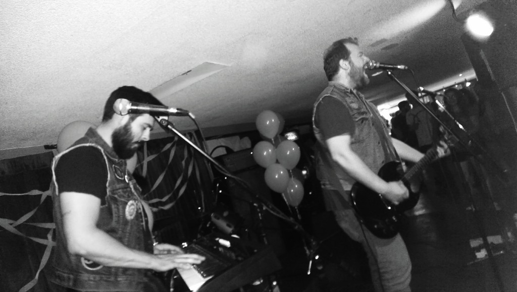 Sam Coffey & The Iron Lungs killing it at House of Targ in Ottawa