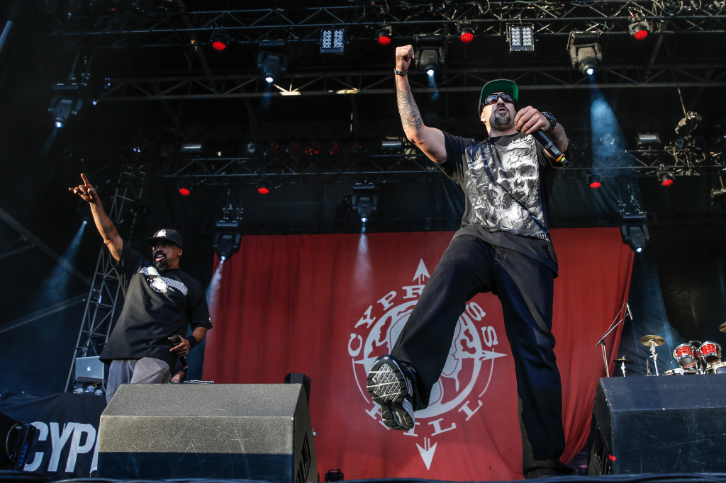 Cypress Hill perfoms live at the RBC Bluesfest in Ottawa on Tuesday, July 8, 2014. ~ RBC Bluesfest Press Images PHOTO/Mark Horton