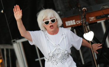 Blondie at the RBC Royal Bank Bluesfest 2014