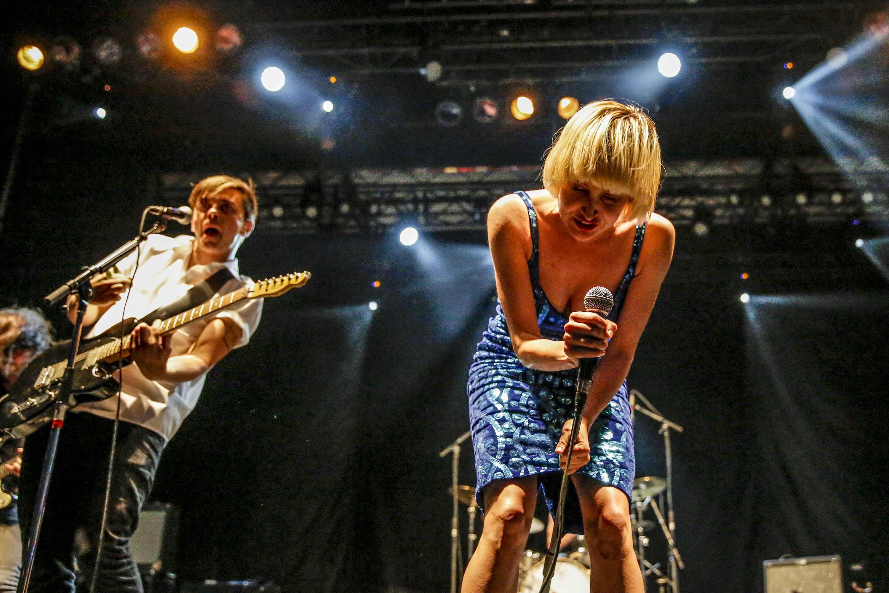 July Talk at the RBC Royal Bank Bluesfest 2014