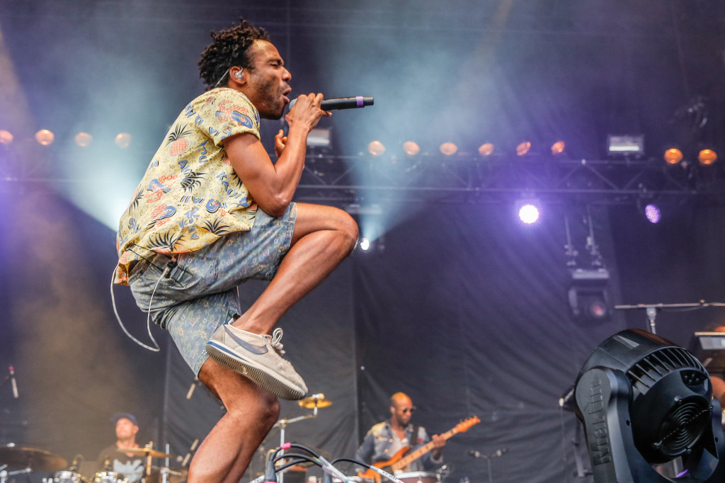 Childish Gambino at the RBC Royal Bank Bluesfest 2014