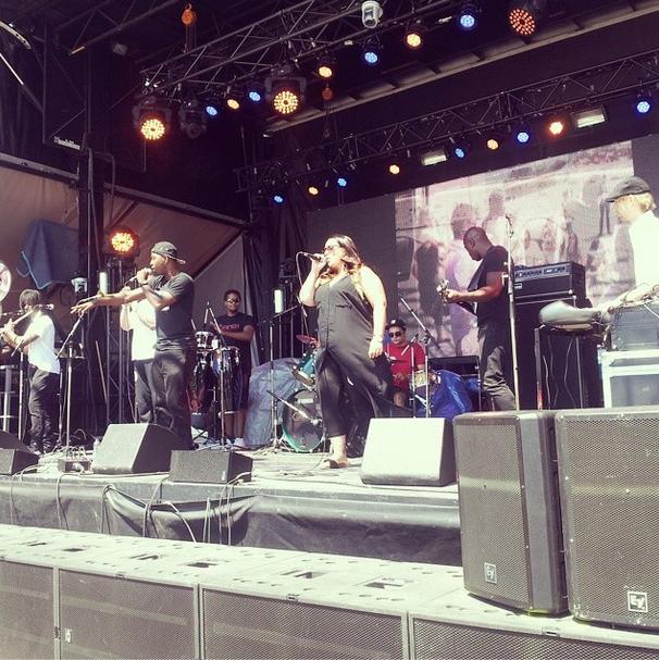 Blakdenim, Bluesfest, 2014, ottawa