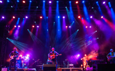 Blue Rodeo performs at the Ottawa Folk Festival on  Saturday, Sept 13th, 2014. The Ottawa Folk Festival is one of the most popular music events in Canada's capital. Ottawa Folk Festival Press Images Photo: Marc DesRosiers