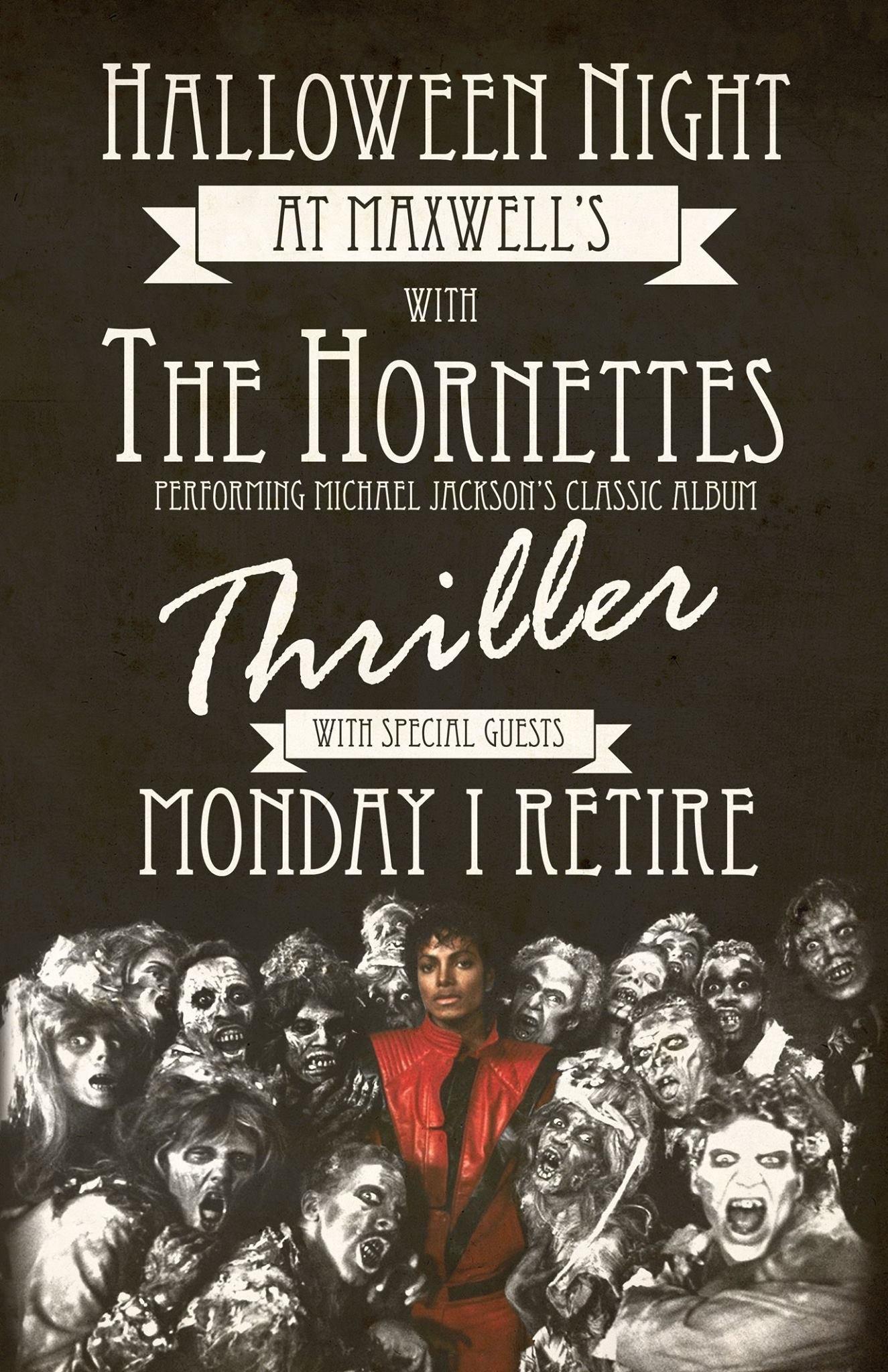 Halloween-Hornettes
