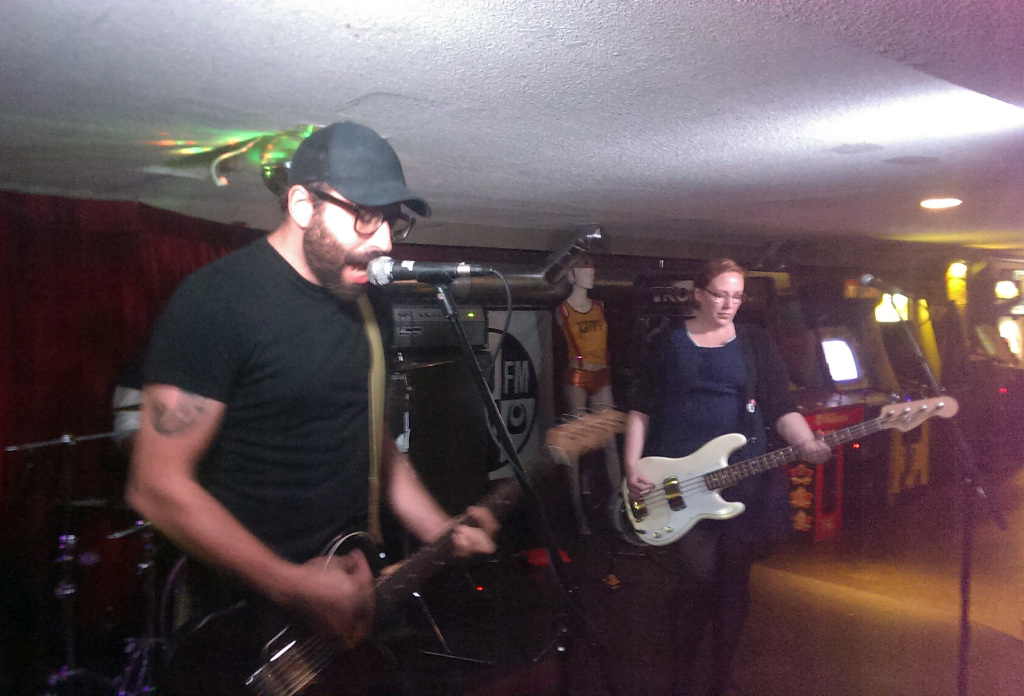 Finderskeepers bringing it at House of Targ in Ottawa.