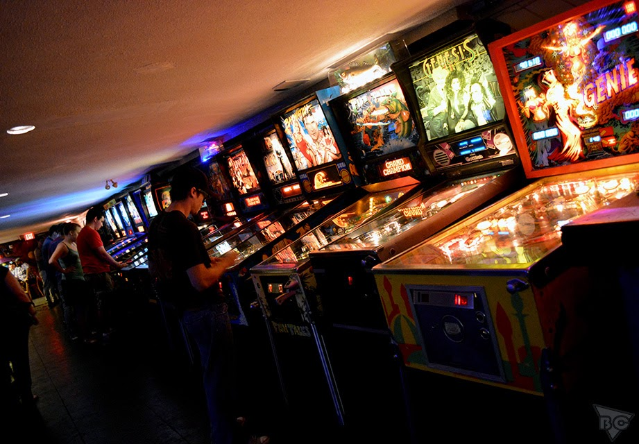 Music venue, perogie house, arcade and pinball spot – House of Targ is the mecca of fun in Ottawa. (Photo: http://bumpercity.blogspot.com/)