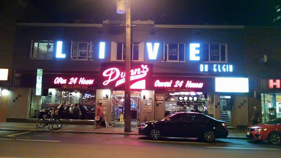 music venues, ottawa, live, concert, concerts, music, indie, shows, live on elgin, downtown