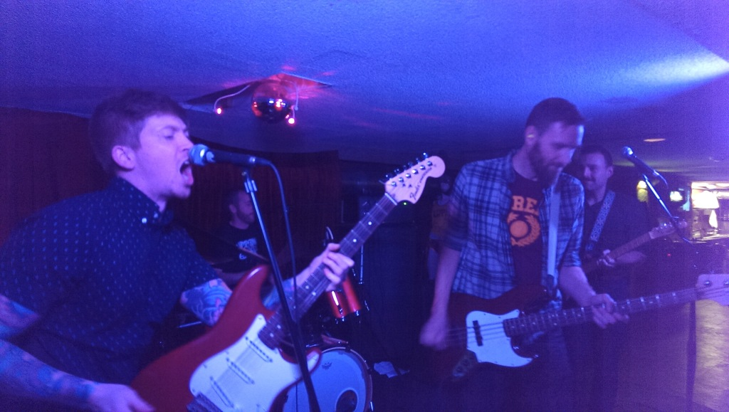 Steady Shakes killing it at House of Targ in Ottawa, ON.