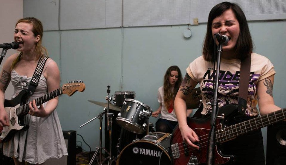Sailor Jupiter, band, ottawa, punk